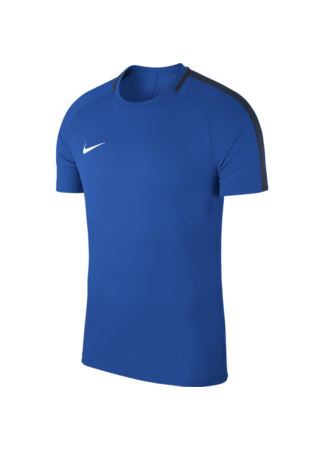 Nike Men's Nike Dry Academy 18 Football Top (ROYAL BLUE/OBSIDIAN/WHITE)