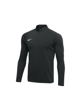 Nike Men's Nike Dry Academy 18 Drill Football Top (BLACK/ANTHRACITE/WHITE)