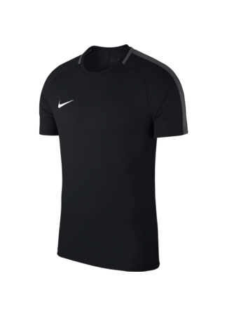 Nike Men's Nike Dry Academy 18 Football Top (BLACK/ANTHRACITE/WHITE)